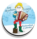 Coaster Set - Downhome Mummer - Set of 4 - 3