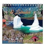 Calendar - Newfoundland and Labrador -  2020 Desk  - 6