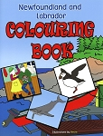 Newfoundland and Labrador Colouring Book - Necie