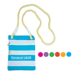 Tote Bag - Stripe Rope Hip Bag