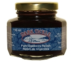 Dark Tickle - Partridgeberry Relish - 110ml