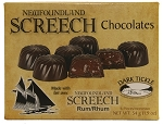 Dark Tickle - Screech Chocolates - 6 pc