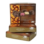 Dark Tickle - Bakeapple & Partridgeberry Chocolates 54g