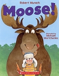 Moose - Robert Munsch