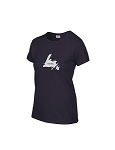 Ladies  - T Shirt - Home - Purple