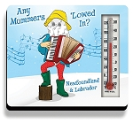 Thermometer  Magnet - Mummer 3
