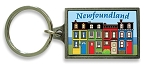 Key Chain - Pewter - Downhome Rowhouse