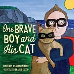 One Brave Boy and His Cat -  Dr. Andrew Peacock
