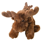 Plush Moose with Baby - 14