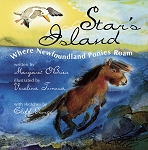 Star's Island - Where Newfoundland Ponies Roam - Margaret O'Brien