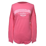Sweatshirt - Ladies - Newfoundland and Labrador - Pink