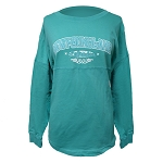 Sweatshirt - Ladies - Newfoundland and Labrador - Green