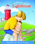 A Picnic At The Lighthouse - Rebecca North