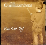 CD - The Cobblestones - Down East Boy