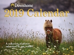 Downhome -  2019 Calendar - No returns