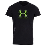 Mens  - T shirt - Moose Armour - Black