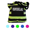 Newfoundland - Neon Striped - Rope Handle - Tote - Sold Assorted