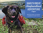 Saku`s Great Newfoundland Adventure - Marie - Beth Wright