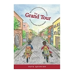 The Grand Tour -  My Months of hitchhiking, biking, and serving Her Royal Majesty - Dave Quinton