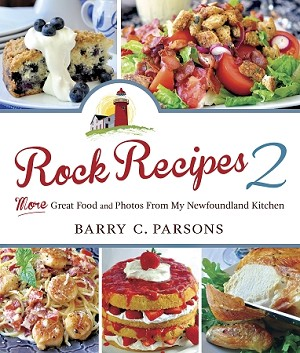 Rock Recipes 2 - Barry C. Parsons