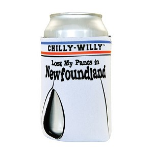 "Neopreme Can Holder - ""Chilly Willy"""