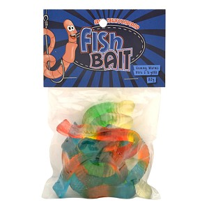 Downhome Candy - Fish Bait - Gummy Worms  - 82g