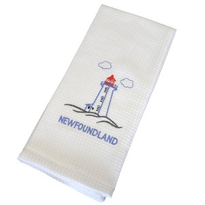 Tea Towel - Waffle Cotton Lighthouse